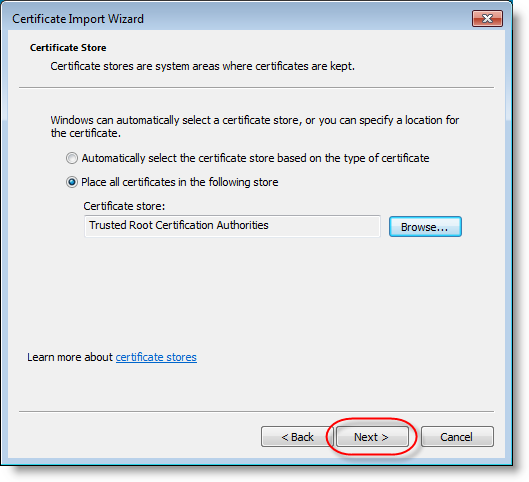 Quickpost: Adding Certificates to the Certificate Store | Didier Stevens