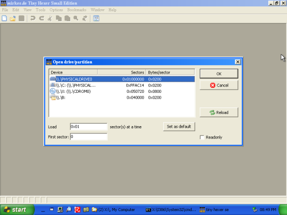 Quickpost: Disassociating the Key From a TrueCrypt System