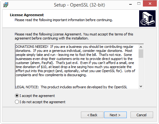 Howto: Make Your Own Cert With OpenSSL on Windows | Didier Stevens