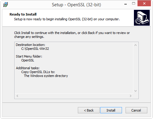 Howto: Make Your Own Cert With OpenSSL on Windows | Didier
