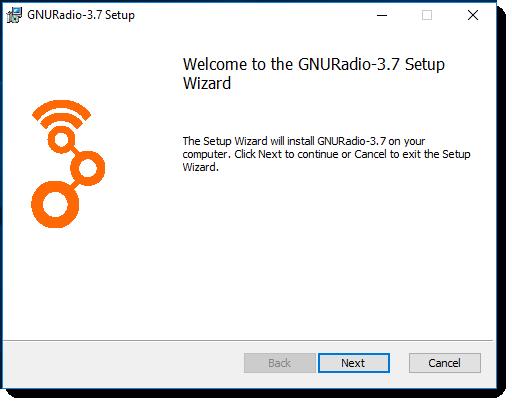 Quickpost: GNU Radio On Windows | Didier Stevens