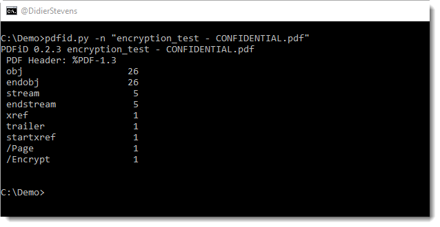 Cracking Encrypted PDFs – Part 1 | Didier Stevens