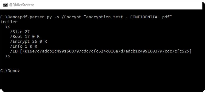 Cracking Encrypted PDFs – Part 1 | Didier Stevens