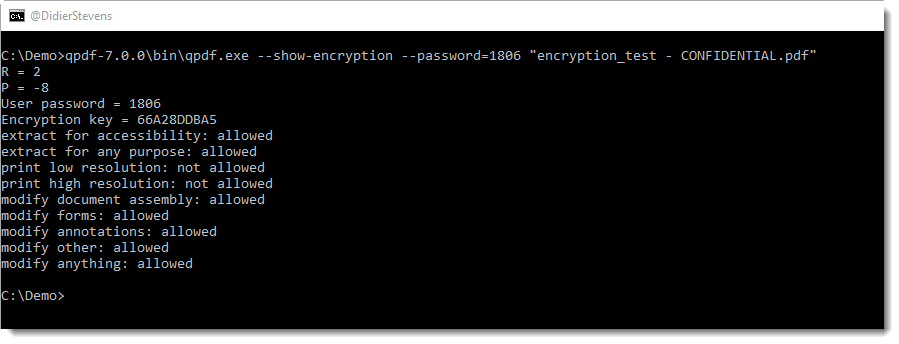 software to crack password protected pdf files