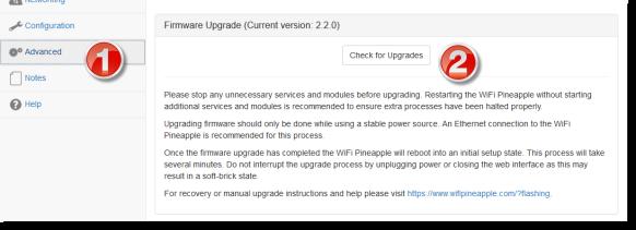 Firmware Upgrade: WiFi Pineapple NANO   Didier Stevens